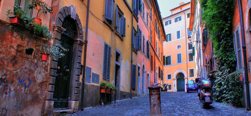 Rione-Monti Rome