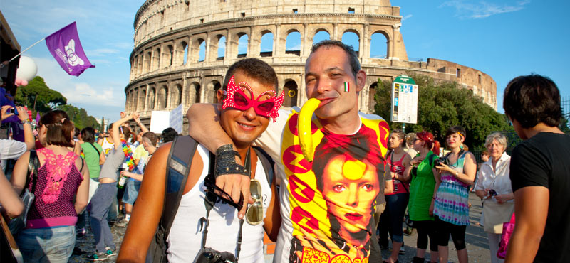 Gay rome hotel