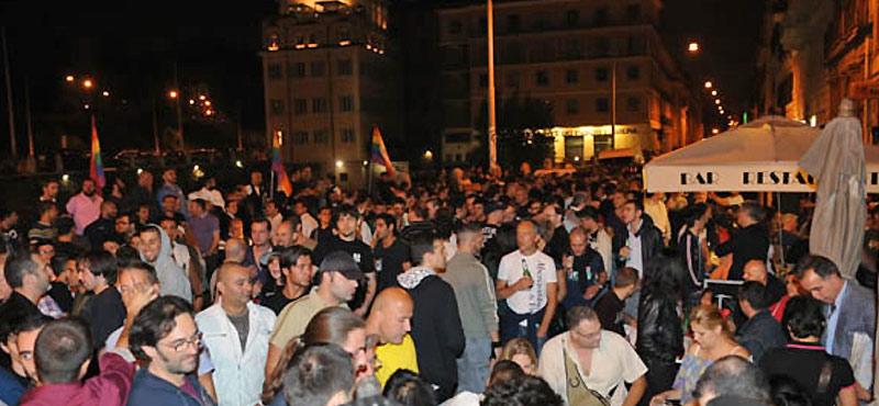 Rome Gay Street